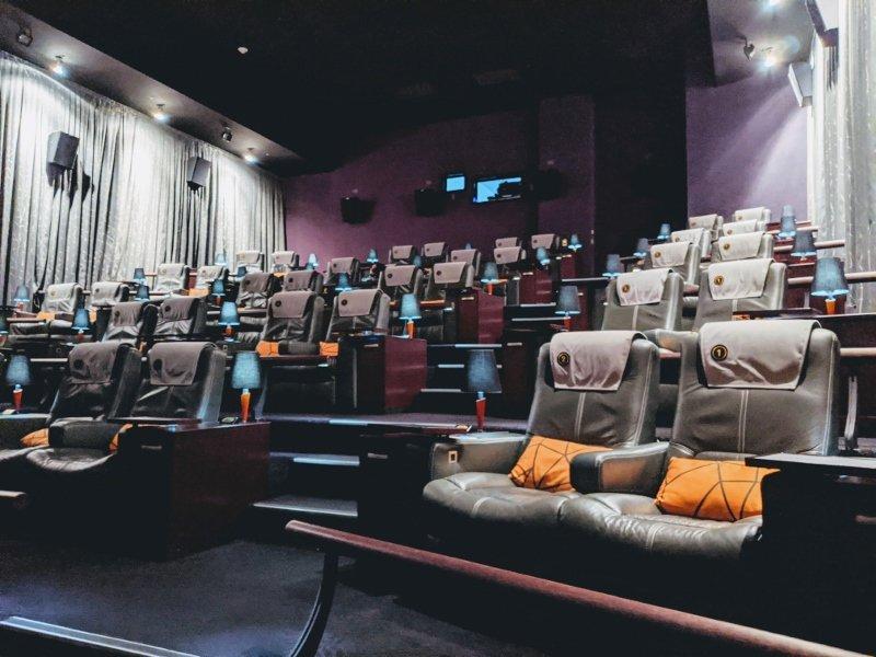 南紡威秀GOLD CLASS 頂級影廳觀影新體驗 套票省更多 5