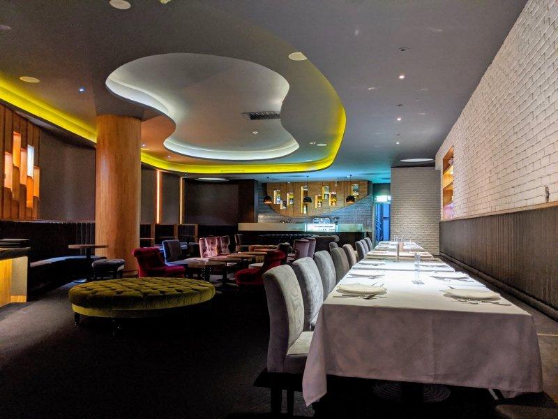 南紡威秀GOLD CLASS餐廳2