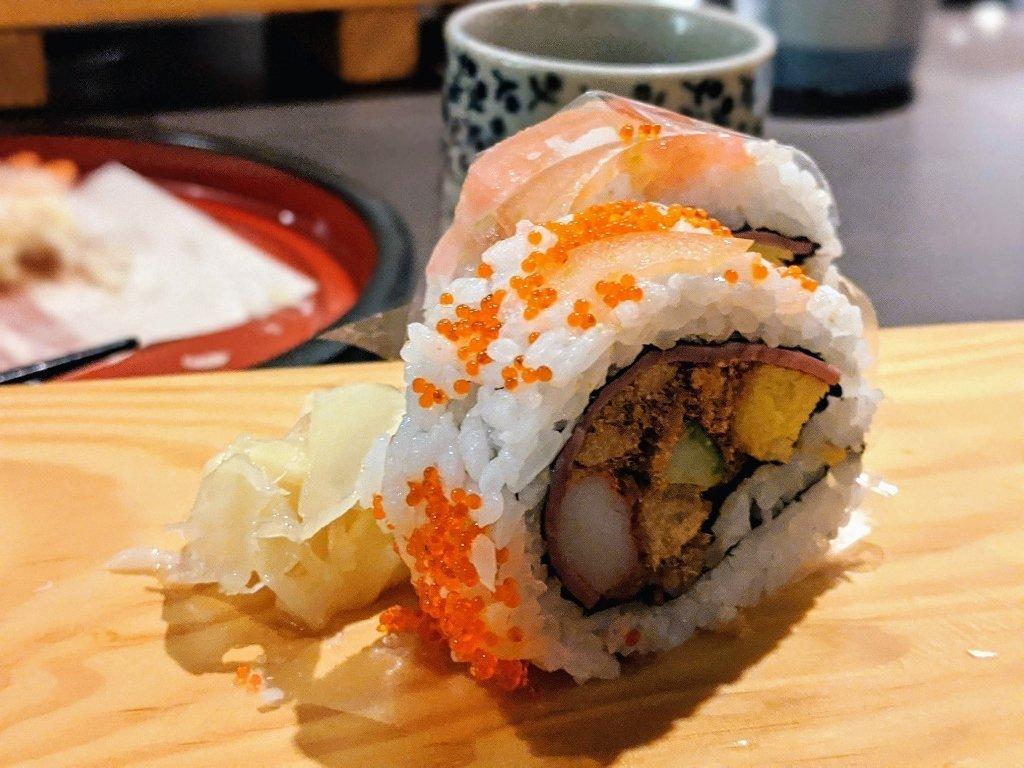 懷石日本料理|低調到找不到招牌 300元午餐定食 6