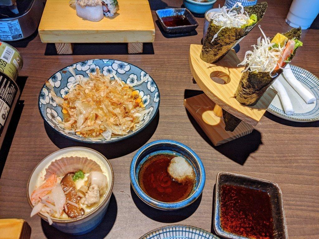 懷石日本料理|低調到找不到招牌 300元午餐定食 5