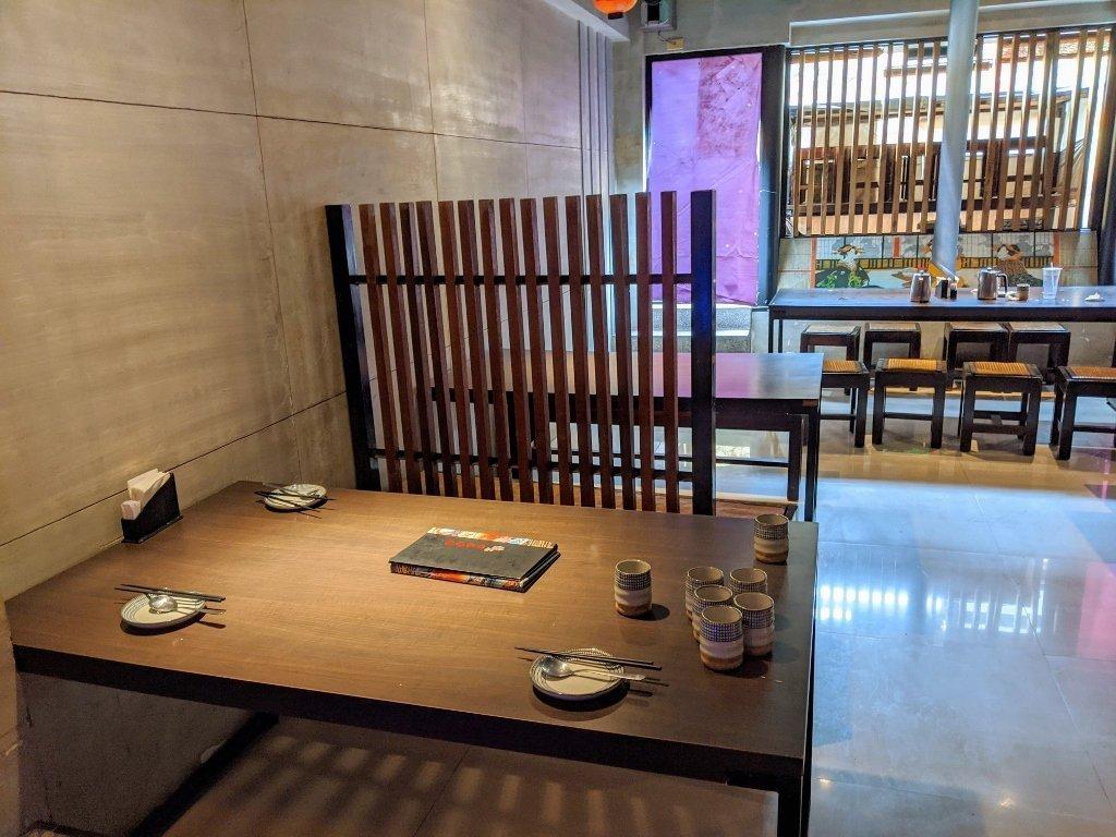 懷石日本料理|低調到找不到招牌 300元午餐定食 1