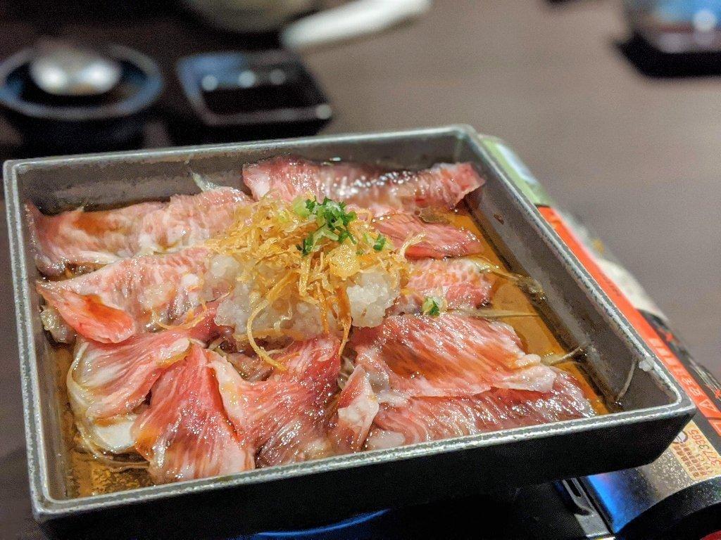 安平懷石日本料理豬肉