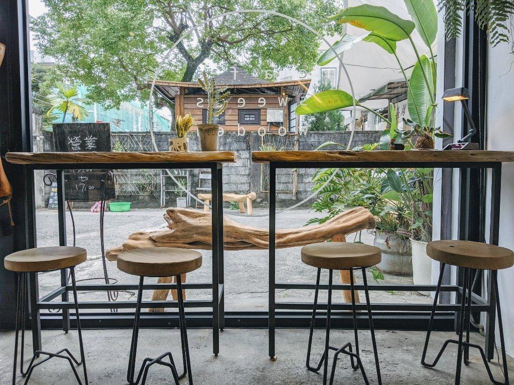 惦惦 lab:tiamtiam 質感咖啡屋| 蛋糕巧 檜木香 1