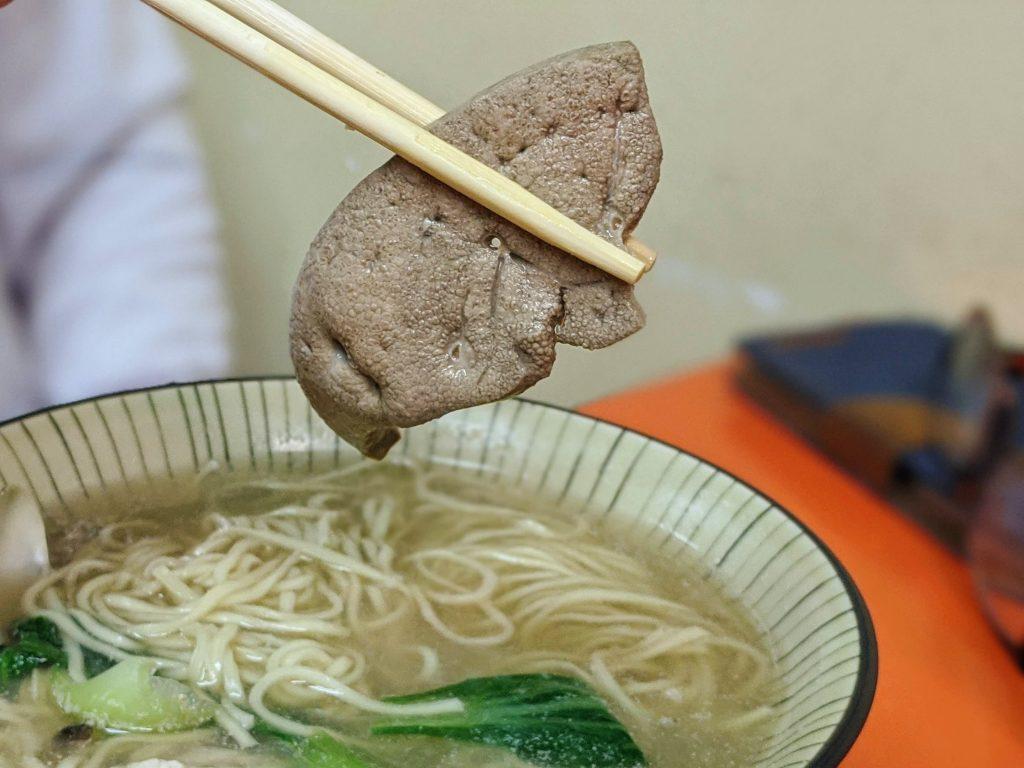 龍仔の麵什錦麵2