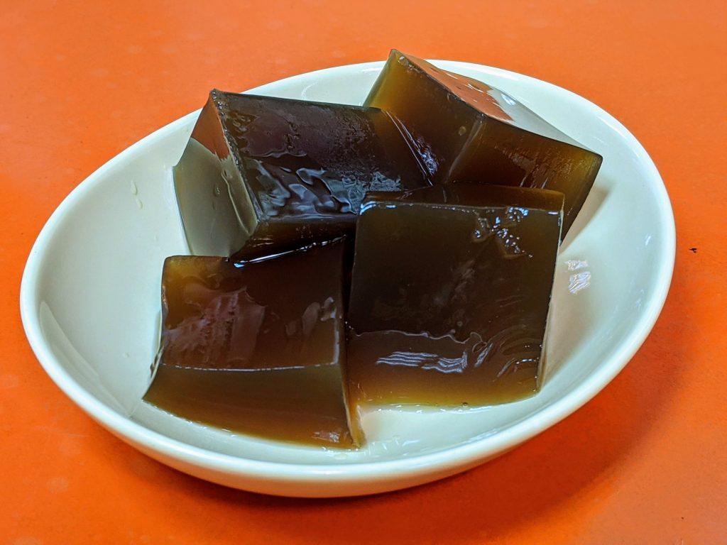 龍仔の麵開胃菜
