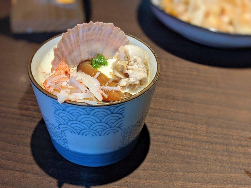 懷石日本料理|低調到找不到招牌 300元午餐定食 3