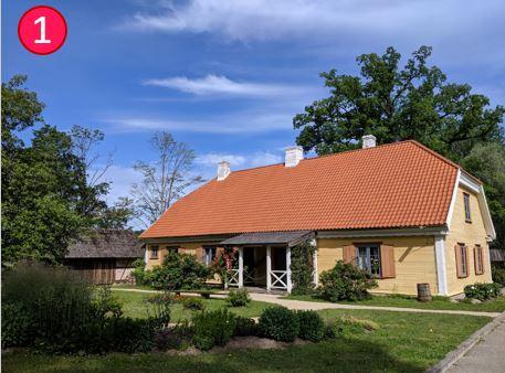 錫古爾達Siguldas 上帝的花園.圖雷達城堡.拉脫維亞自由行 1