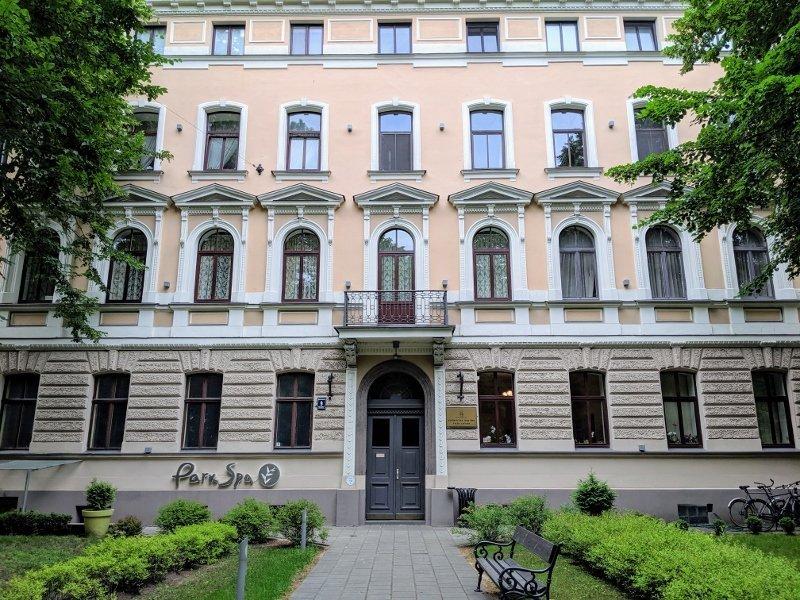 Riga park spa