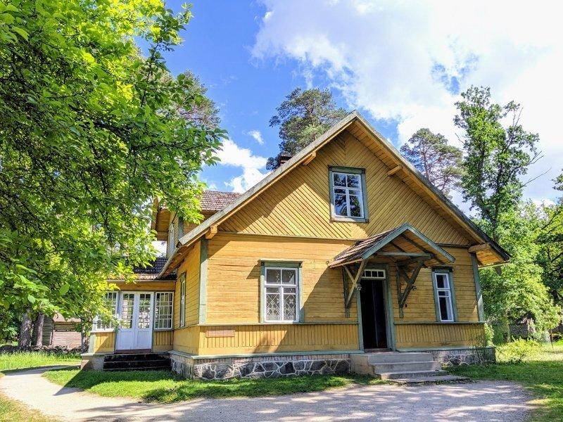 愛沙尼亞露天博物館11