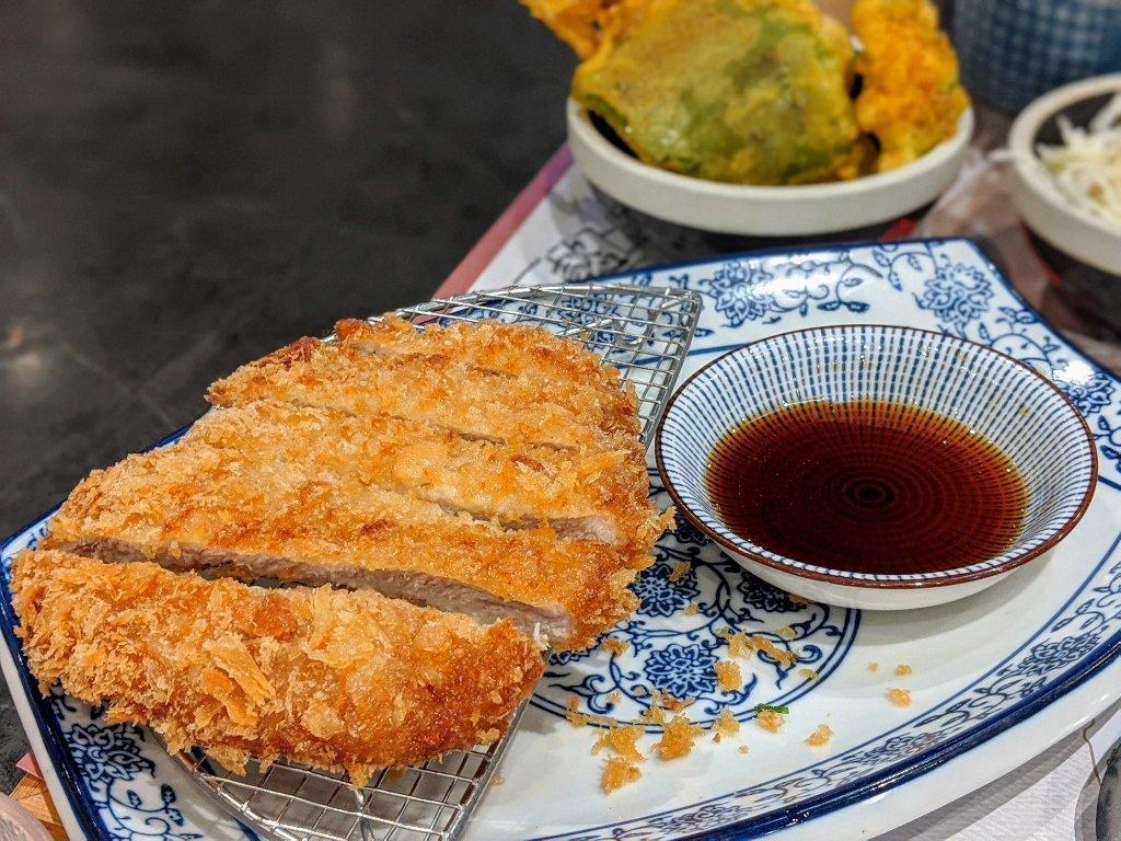 時懿花雕雞米飯-仁德家樂福店|入口即化蒜頭雞 7