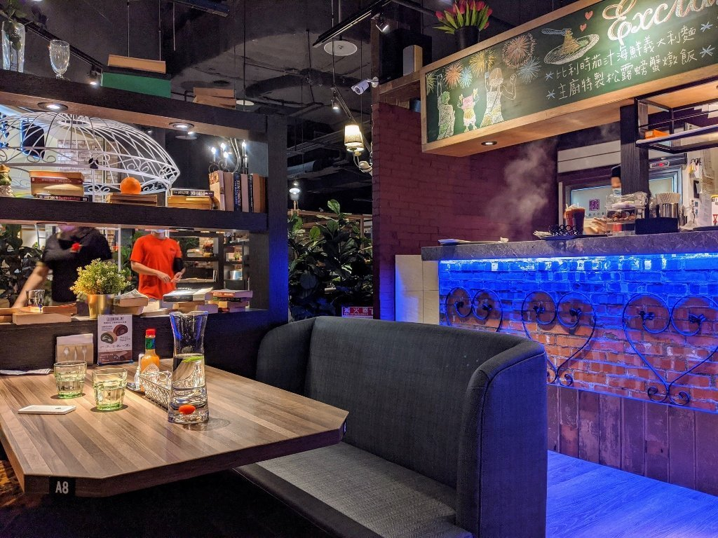 洋城義大利餐廳-台南新仁家樂福店 1