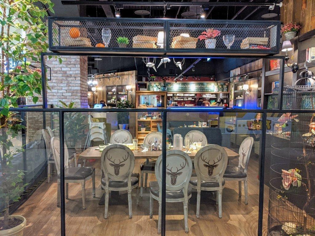 洋城義大利餐廳-台南新仁家樂福店 4