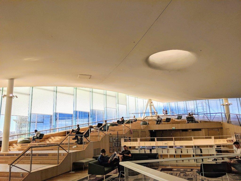 芬蘭頌歌中央圖書館5