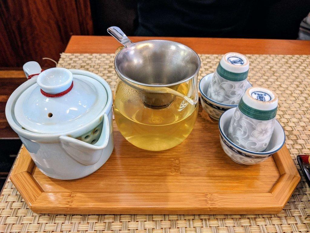 銀涓茶閣高山茶
