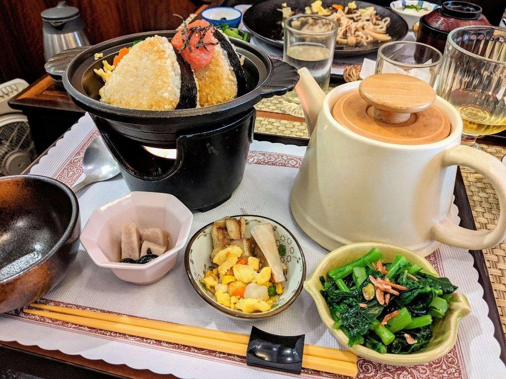 銀涓茶閣 in.j bar|茶與料理的完美結合,台南東區日式簡餐推薦 14