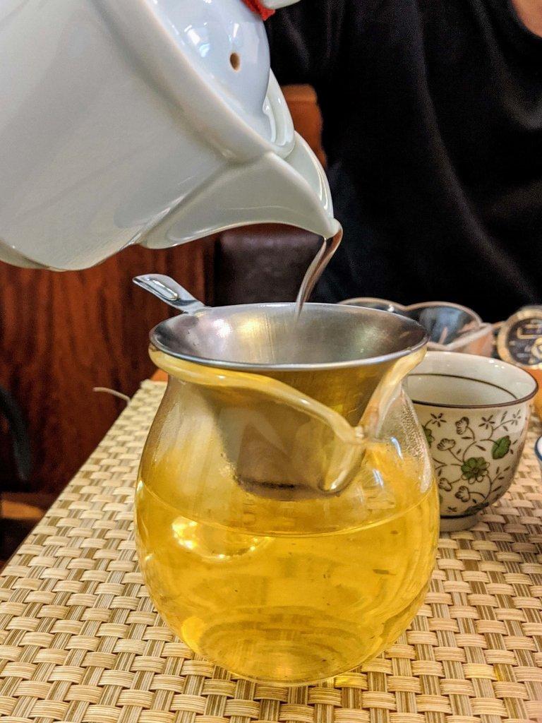 銀涓茶閣 in.j bar|茶與料理的完美結合,台南東區日式簡餐推薦 12
