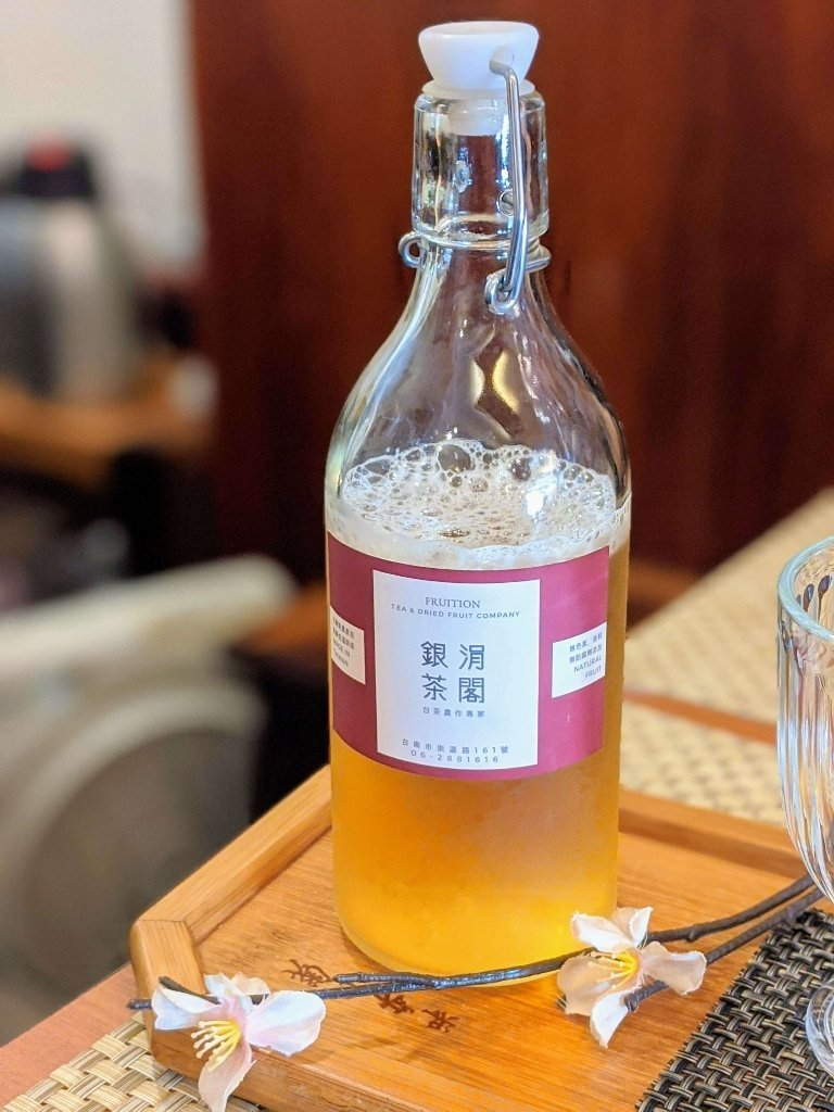 銀涓茶閣 in.j bar|茶與料理的完美結合,台南東區日式簡餐推薦 9