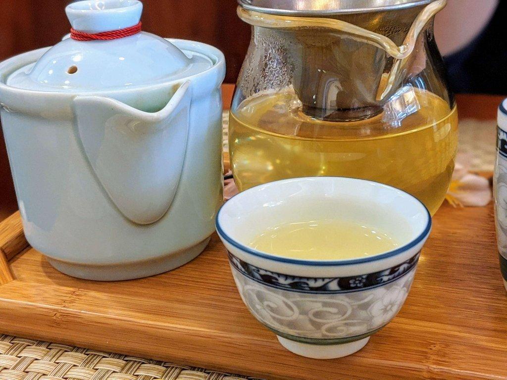 銀涓茶閣 in.j bar|茶與料理的完美結合,台南東區日式簡餐推薦 13