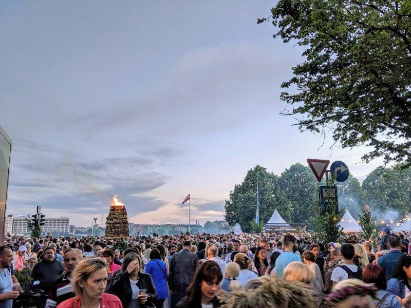 2019里加仲夏夜未眠(Riga Midsummer Eve)| 16
