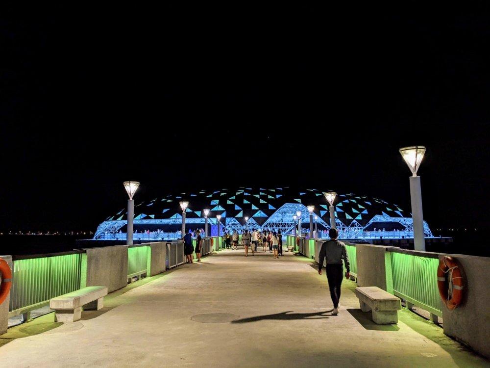 東港濱灣公園巨蛋10