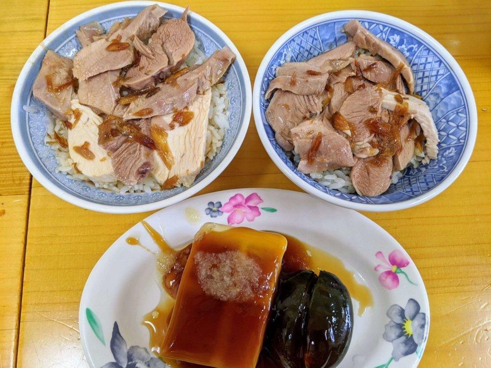 正統火雞肉飯|在地人推薦滿滿肉片雞肉飯.小菜便宜又好吃 6